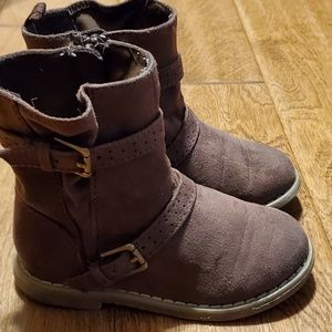 Old Navy Girls size 7  boots